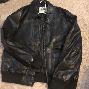 Men's Levi leather jacket